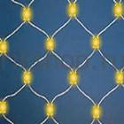 арт.Г9452 Светодиодная сетка, размер 2.0*1.5м, цвет- желтый.