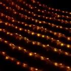 Светодиодная уличная гирлянда Дождь, ПРОВОД-ПРОЗРАЧНЫЙ, УМС (5W), цвет-желтый, 2.0*3.0м, 800 диодов. Артикул Г187319